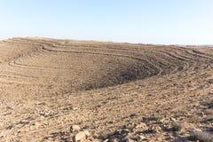 Van de de randsteen van de bergtextuur van het de woestijnlandschap de vormstructuur s Stock Foto