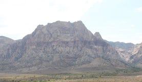 Van de de Rotscanion van Nevada Desert ~ het Rode Nationale Park ~ 2013 Stock Afbeeldingen