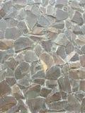 Van de de rotstextuur van de steenmuur materiële de fotovoorraad Stock Foto