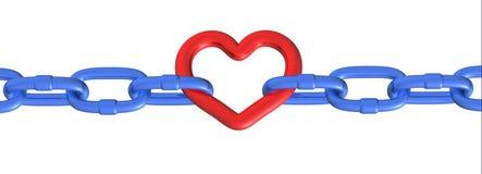 Van de de slagaanval beklemtoonde druk van het hart de gezondheidsdokter vector illustratie