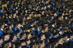 van de de staatsuniversiteit van Georgië van 2008 de graduatieceremonie Stock Fotografie