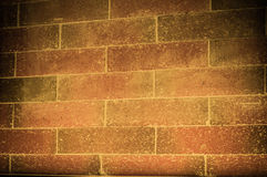 Van de de vloerruimte en muur van de steenbaksteen textuurbehang en achtergronden Royalty-vrije Stock Foto