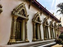 Van de de vrijheidslevensstijl van het Windownsontwerp godsdienstig MAI Thailand van Chang Royalty-vrije Stock Fotografie