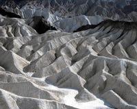 Van de de Doodsvallei van Californië het Nationale Park, de V.S. Stock Afbeelding