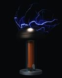 Van De Graaff generator Royalty Free Stock Photos