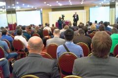Van de handelsconferentie Royalty-vrije Stock Fotografie