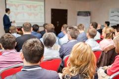Van de handelsconferentie Stock Foto
