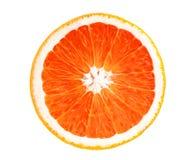 Van de helft van sinaasappel Royalty-vrije Stock Foto