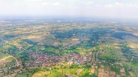 Van de het landschapsaard van Thailand bos van de moutainheuvel het groene Royalty-vrije Stock Afbeelding