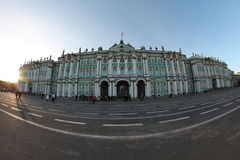 Van de het paleis vierkant kluis van heilige Petersburg de winterpaleis stock afbeeldingen