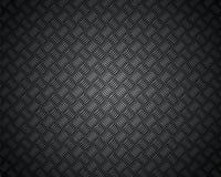 Van de het patroontextuur van het metaal het materiaal van de het netkoolstof Stock Foto