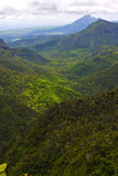 Van de het waterdaling van Afrika gran riviere royalty-vrije stock afbeelding