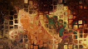 Van de de Illustratie grafische kunst van Art Painting Modern Background Beautiful elegante het ontwerpachtergrond stock illustratie