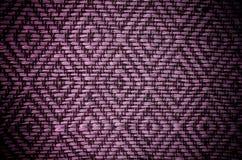 Van de katoenen patroon stoffen het Thaise stijl Stock Foto's