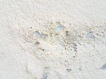 Van de de kleurenvloer van de cement oude textuur witte de muurachtergrond stock fotografie