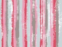 Van de de lijnenstof van de broedselinkt naadloze het patroondruk vector illustratie