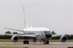Van de de Luchtzoeker van Royal Air Force RAF Boeing rc-135W van de de Klinknagel de Gezamenlijke Verkenning vliegtuigen ZZ664 in stock afbeeldingen