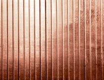 Van de metaalkuiper geweven abstracte foto als achtergrond Stock Afbeeldingen