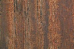 Van de metaaltextuur oude wijnoogst als achtergrond Stock Fotografie