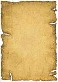 Van de perkamenttextuur zeer groot formaat Als achtergrond Royalty-vrije Stock Fotografie