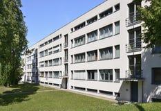 Van de Rohe house west side, Weissenhof, Stuttgart Royalty Free Stock Photography