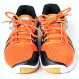 De schoenen van sporten stock foto