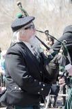 Van de Stadsheilige Patrick ` s van New York de Dagparade Stock Foto's
