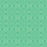 Van de de sterbloem van de Ramadanmaan van de de diamantvorm het naadloze patroon vector illustratie