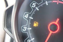Van de tankmijlen auto Stock Fotografie