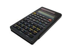 Van de techniek (de wetenschappelijke) geïsoleerdel calculator Stock Foto's