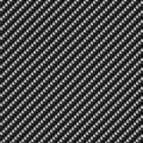 Van de Vezel van de koolstof naadloze vector Als achtergrond Royalty-vrije Stock Afbeelding