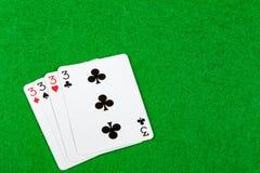4 van een Soort Royalty-vrije Stock Afbeelding