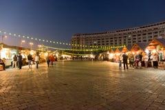 2016 van eerlijk Boekarest in Grondwetsvierkant Royalty-vrije Stock Afbeelding