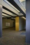Van Fondazioneprada (Prada-Stichting) het museum in Milaan, Italië Stock Foto's