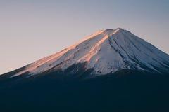 van Fuji Royalty-vrije Stock Foto