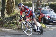 Van Garderen Tejat American cyclist Royalty Free Stock Photography