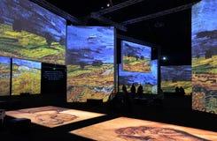 Van Gogh Alive Stockfotografie