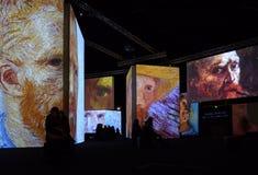 Van Gogh Alive Lizenzfreie Stockbilder