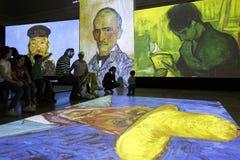 Van Gogh Alive Royalty Free Stock Image