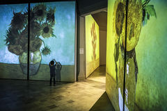 Van Gogh Alive Royalty Free Stock Photos