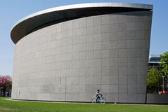 Van Gogh Museum Amsterdam Royalty Free Stock Photography