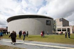 The Van Gogh Museum in Amsterdam Stock Photos