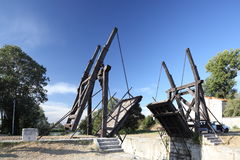 Van Goghs Bridge Stock Images