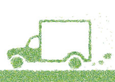 Van grass Foto de archivo
