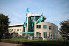 Van Hessen zakład produkcyjny w Nieuwerkerk aan melinie IJssel obrazy royalty free