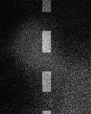 Van het achtergrond asfalt textuur Royalty-vrije Stock Foto