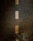 Van het achtergrond asfalt textuur Stock Afbeelding