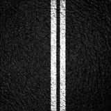 Van het achtergrond asfalt textuur Royalty-vrije Stock Foto's