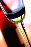 Van het Achtergrond glaswerk van de wijn Ontwerp Royalty-vrije Stock Afbeeldingen