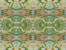 Van het achtergrond patroon art deco Royalty-vrije Stock Foto